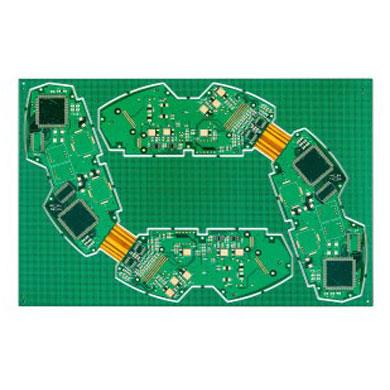 Multi-layer R-F PCB